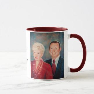Laura & Charlie Mug