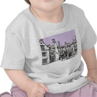 Laurel Hall lilac venue Tshirts