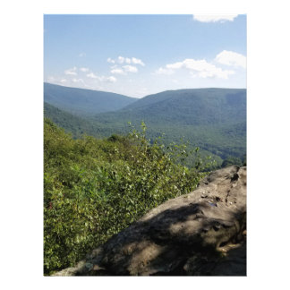 Laurel Highlands Pennsylvania Letterhead
