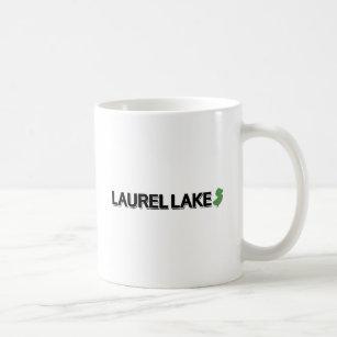 Laurel Lake, New Jersey Coffee Mug