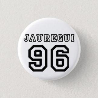 Lauren Jauregui 1 Inch Round Button