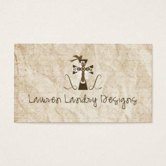 Lauren Landry Business Card