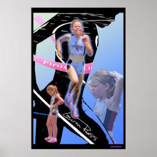 Lauren Russ Track Poster