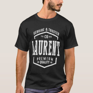 Laurent Name T-Shirt