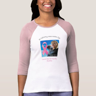 Laurie Ann Krempasky Hawkins Breast Cancer Shirt 1