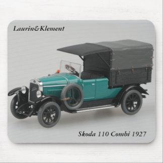Laurin&Klement Skoda 110 Combi 1927 Mousepad