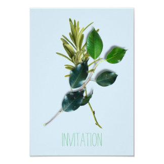 Lauro Spice Italian Chef Dinner Green Blue Organic Card
