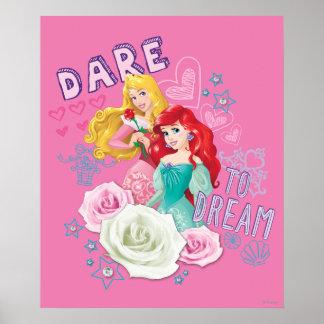 L'aurore et Ariel de la princesse | de Disney