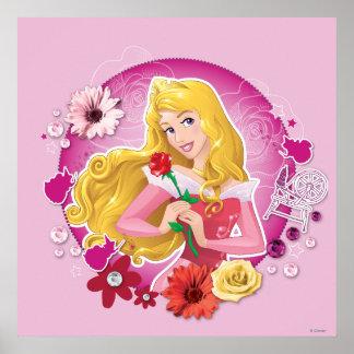 L'aurore - princesse gracieuse affiche