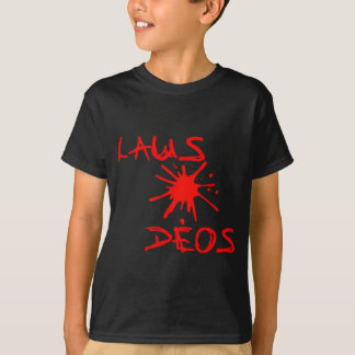 Laus Deos - Praise God Christian Shirt