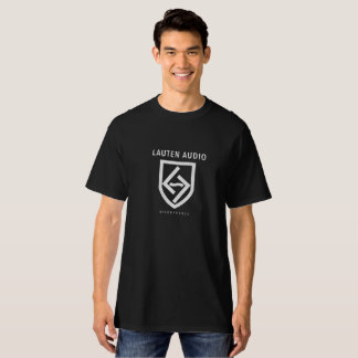 LAUTEN AUDIO TRADITIONAL LOGO TALL SIZE T-Shirt