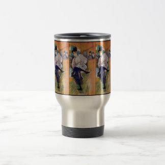 Lautrec: Jane Avril Dancing Coffee Mug