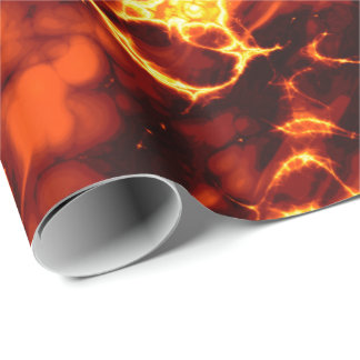 Lava 1A Wrapping Paper