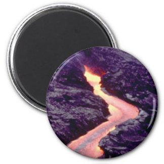 lava bend curves magnet