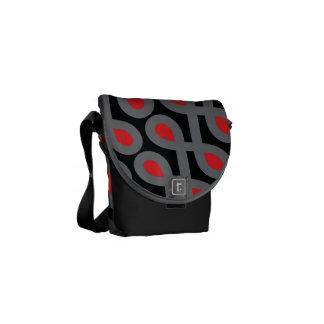 Lava Drops Messenger Bags
