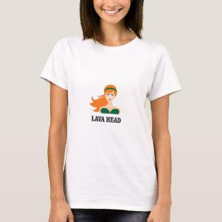 lava head woman T-Shirt