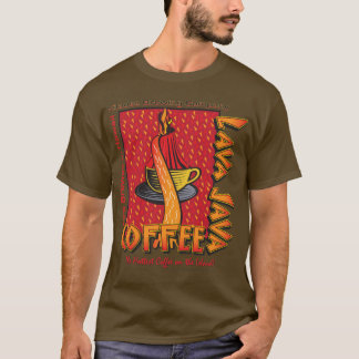Lava Java Hawaiian Coffee T-Shirt