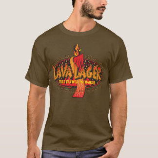 Lava Lager Hawaiian Beer T-Shirt