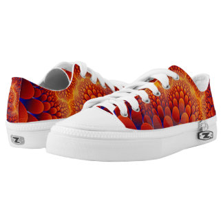 Lava Peddles Low-Top Sneakers