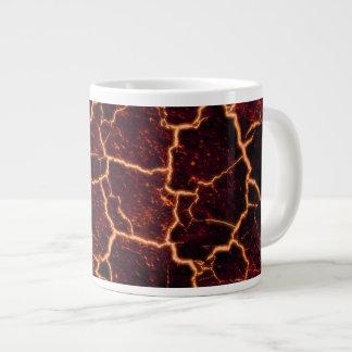 lava printed mug