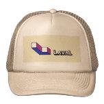 Laval, Quebec, Canada Trucker Hats