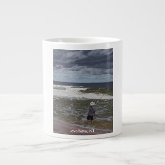 Lavallette, NJ Large Coffee Mug