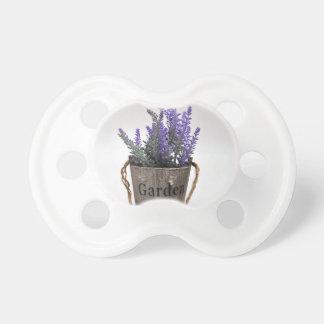 lavander baby pacifier