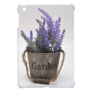 lavander iPad mini case
