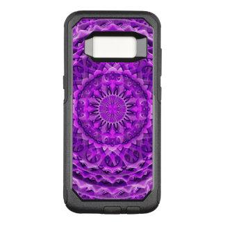 Lavander Lattice Mandala OtterBox Commuter Samsung Galaxy S8 Case