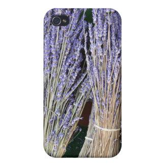 Lavander Lavender Flowers Bunch iPhone Case