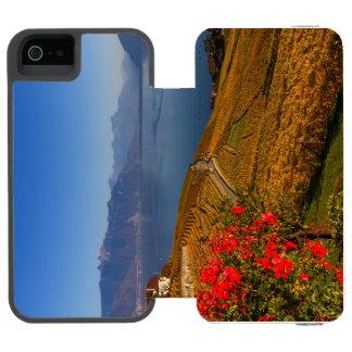 Lavaux region, Vaud, Switzerland Incipio Watson™ iPhone 5 Wallet Case