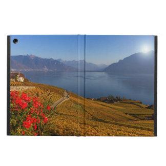 Lavaux region, Vaud, Switzerland iPad Air Case