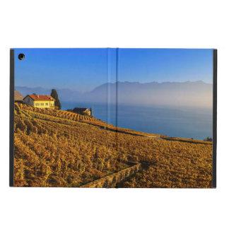 Lavaux region, Vaud, Switzerland iPad Air Cover
