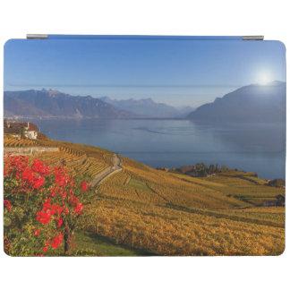 Lavaux region, Vaud, Switzerland iPad Cover