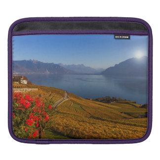 Lavaux region, Vaud, Switzerland iPad Sleeve