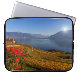 Lavaux region, Vaud, Switzerland Laptop Sleeve