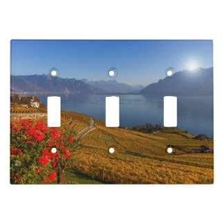 Lavaux region, Vaud, Switzerland Light Switch Cover