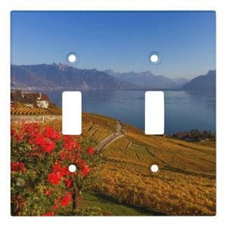 Lavaux region, Vaud, Switzerland Light Switch Cover