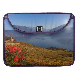 Lavaux region, Vaud, Switzerland Sleeve For MacBooks
