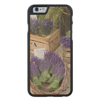 Lavendar for sale, Provence, France Carved® Maple iPhone 6 Slim Case