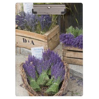 Lavendar for sale, Provence, France Clipboards
