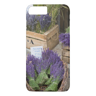 Lavendar for sale, Provence, France iPhone 7 Plus Case