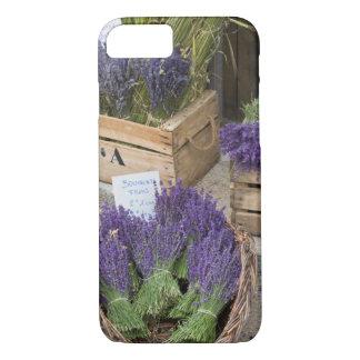 Lavendar for sale, Provence, France iPhone 8/7 Case