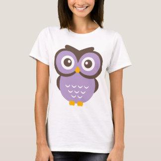 Lavendar Owl T-Shirt