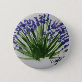 Lavender 2 Inch Round Button