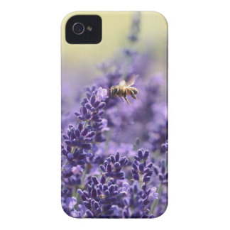 Lavender and Bees iPhone 4 Case