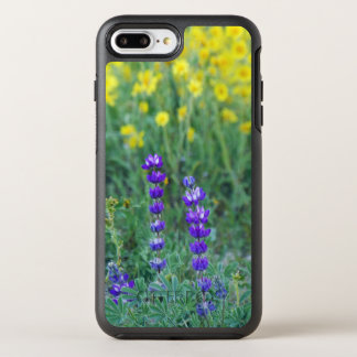 Lavender and Yellow Daisy OtterBox Symmetry iPhone 7 Plus Case