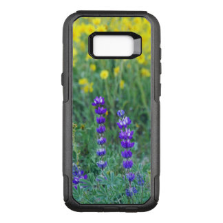 Lavender and Yellow Sunflower OtterBox Commuter Samsung Galaxy S8+ Case