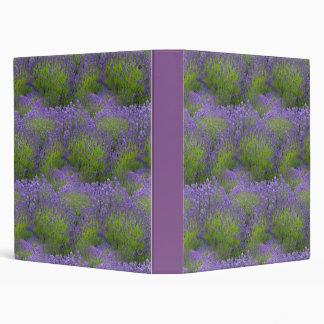 Lavender Binder