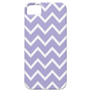 Lavender Blue Chevron iPhone 5 Case